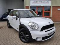 2012 (62) Mini Countryman 2.0 D Cooper SD ALL4 Auto - White