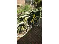 Teman -  Hybrid /Road Bike - Shimano 21 Speed ALUMILIUM FRAME