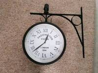 Outdoor Garden Clock (brand new)