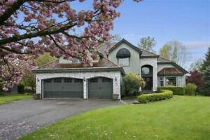 SPECTACULAR, QUALITY BUILT, LUXURY HOME IN CLOVERDALE