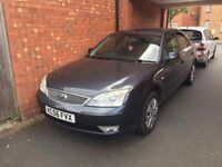 Ford mondeo mk3 plate 56 very good car new clutch