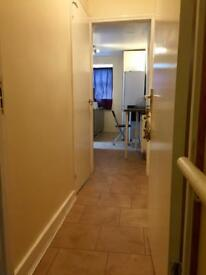 Very Clean .Furnished studio/bedsit ( own bath & Kitchenette . student room .east London university