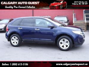 2011 Ford Edge SEL AWD/NAVIGATION/MUST SEE