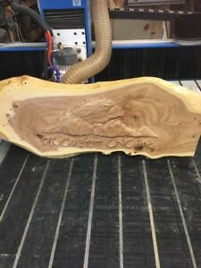 Custom CNC Wood work