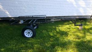 Utility trailer 400$ obo