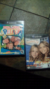 2 GameCube games for kids