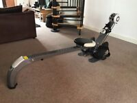 Gym and Rowing Machine