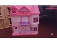 Fisher prices dolls house