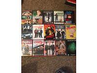 DVD Bundle - 17 DVDs - Mixed Genres