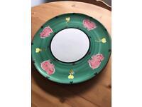 Habitat platter/ plate