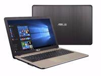 *Nearly New* ASUS X540 Laptop (Intel i3, 4GB RAM, 1 TB HDD)