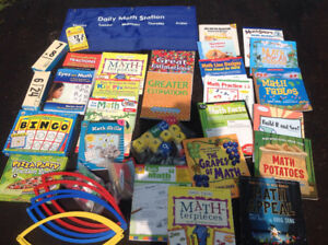 Math resources for elementary teachers