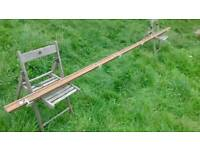 Pine hand rail 448cm