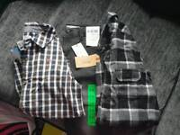 2 shirts and 1 jeans age 9-10 boys brand new