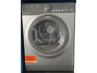 N381 graphite hotpoint 7kg B rated vented dryer new with manufacturers warranty can be delivered