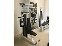 Industrial Gym Equipment