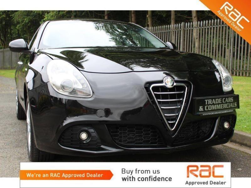 2011 60 ALFA ROMEO GIULIETTA 2.0 JTDM-2 LUSSO 5D 170 BHP DIESEL