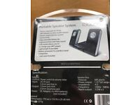 isound Portable Speaker System