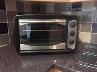 Cooks Essential Mini Oven & Rotisserie