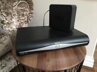 Sky box and router for sale