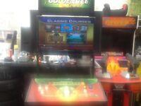 Arcade Retro Mancave gaming