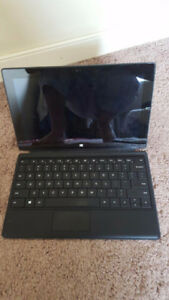Surface Pro 1 with 2 keyboard