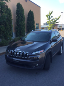 2014 Jeep Cherokee VUS North V6 3.2l