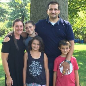 Family of 5 looking for a place to call home