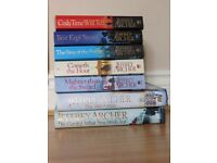 Complete Set Of The Clifton Chronicles - Jeffrey Archer's latest Saga!