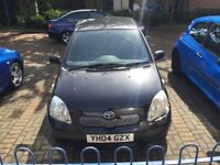 2004 Toyota Yaris 1.0L LONG MOT QUICK SALE