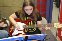 Guitar Lessons - Book your lesson today!