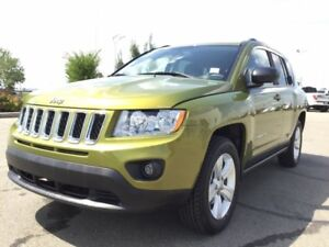 2012 Jeep Compass NORTH EDITION AWD Accident Free,  Bluetooth,