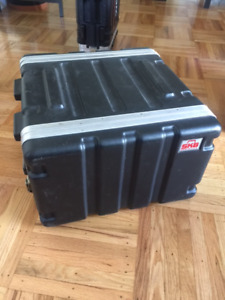 1 SKB rack. 6 space. Great condition