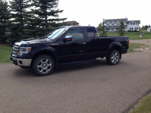 2013 Ford F-150 Lariat Supercab 5.0