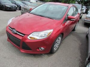 2012 Ford Focus SE,Low KMs