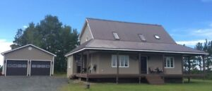 House for Sale - 65 Acres Big River - 5minutes from Bathurst