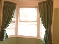 CURTAINS - 2 Pairs -Bay / Straight Window