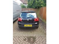 BARGAINN!! 2006 VW GOLF WITH 1 OWNER FROM NEW £750