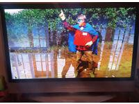 """50"""" Panasonic Vieria TV"""