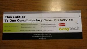 Staples Gift Certificate - Value $150.00
