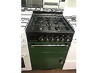 GREEN LEISURE 55CM GAS COOKER BIRMINGHAM
