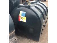 Oil / water tank