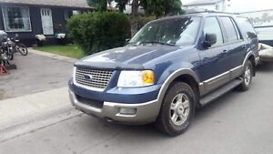 Ford Expedition Eddie Bauer open to trades