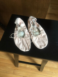 Ballet Slippers and Jazz Shoes Size 9 Great condition