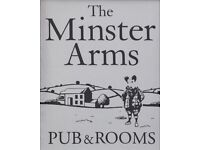 Chefs of all levels - Pub with rooms Wimborne