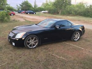 Cadillac XLR Hard Top Convertible Roadster