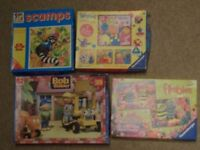 Childrens Puzzles & Books
