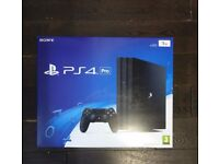 SONY PLAYSTATION 4 PRO - 1TB HDD - BRAND NEW