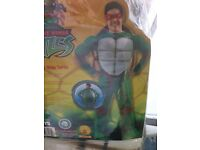 FANCY DRESS - TEENAGE MUTANT NINJA TURTLE