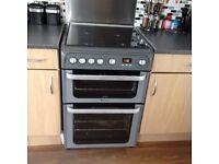 Cooker with hood fridge, freezer and washing machine